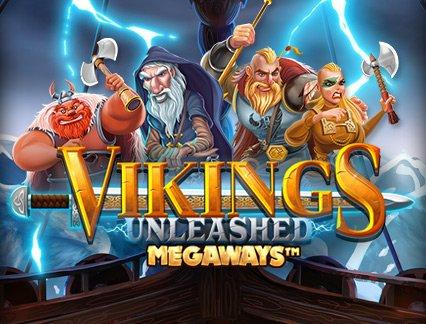 Megaways pelit Vikings