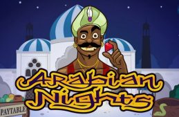 pelit: arabian nights jackpot