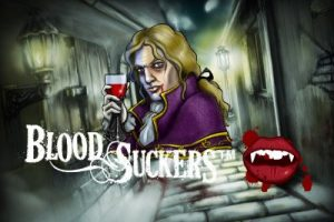Netent kasinot: Blood Suckers