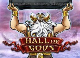 Pelit: hall of gods jackpot