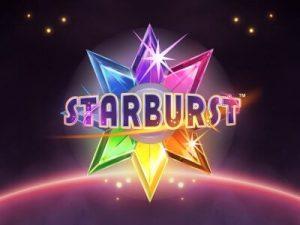 netent kasinot: starburst